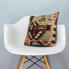 Anatolian Multi Color Kilim Pillow Cover 16x16 3945 - kilimpillowstore  - 1