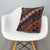 Geometric Multi Color Kilim Pillow Cover 16x16 3101 - kilimpillowstore