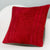 Plain Red Kilim Pillow Cover 16x16 2890 - kilimpillowstore