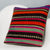 Striped Multi Color Kilim Pillow Cover 16x16 3211 - kilimpillowstore