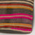 Striped Multi Color Kilim Pillow Cover 16x16 3249 - kilimpillowstore