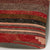 Striped Red Kilim Pillow Cover 16x16 2835 - kilimpillowstore