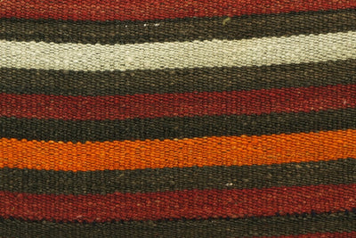 CLEARANCE Striped pillow cover , Decorative kilim pillow, 16x16 kilim pillow  1411 - kilimpillowstore  - 2