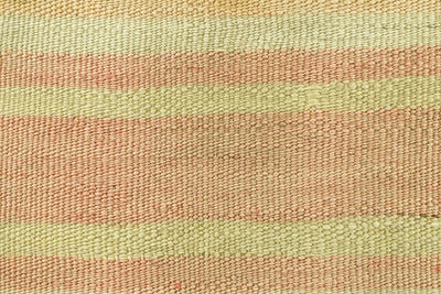 Pink striped taupe pillow cover,  Embroidered cushion cover, Kilim sham  1961 - kilimpillowstore  - 2