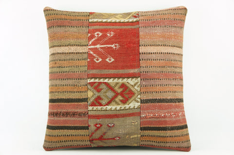 Decorative kilim  pillow cover  ethnic  pillow , mid century modern   2148 - kilimpillowstore  - 1