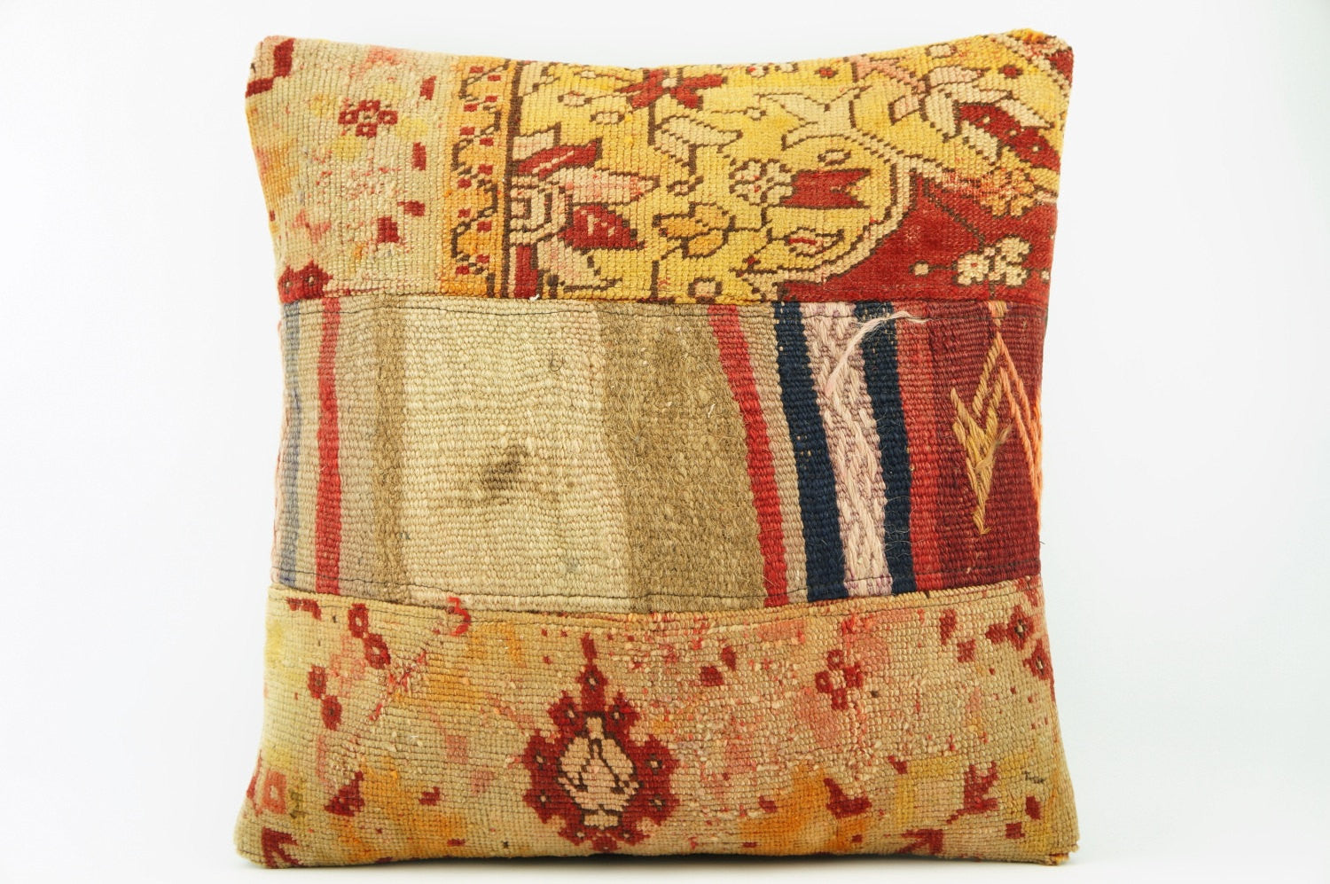 Oriantel  Kilim  pillow cushion 16,  throw  cushion, ethnic decor,  Mediterranean  decor,  2178
