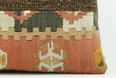 Decorative Kilim  pillow cushion  2242 - kilimpillowstore  - 4