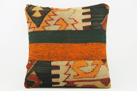 Bohemian Kilim  pillow cover  2245 - kilimpillowstore  - 1
