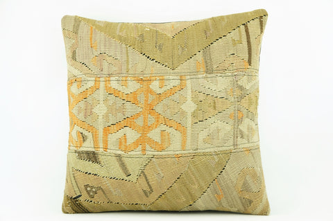 Kilim  pillow cover  2235 - kilimpillowstore  - 1