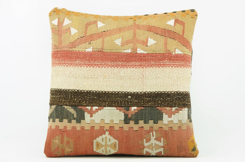 Decorative Kilim  pillow cushion  2242 - kilimpillowstore  - 1
