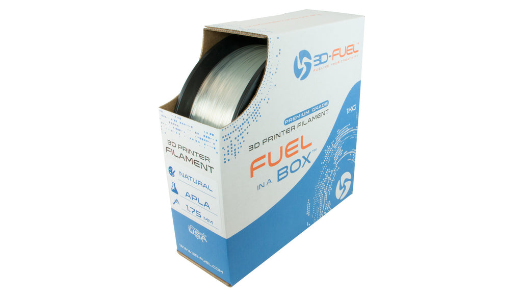 3D-Fuel Workday/APLA Clearly Natural - 1 Kg