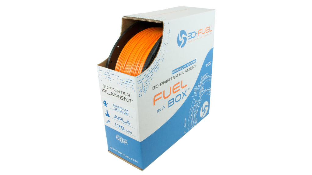 3D-Fuel Workday/APLA Tangerine Orange - 1 Kg