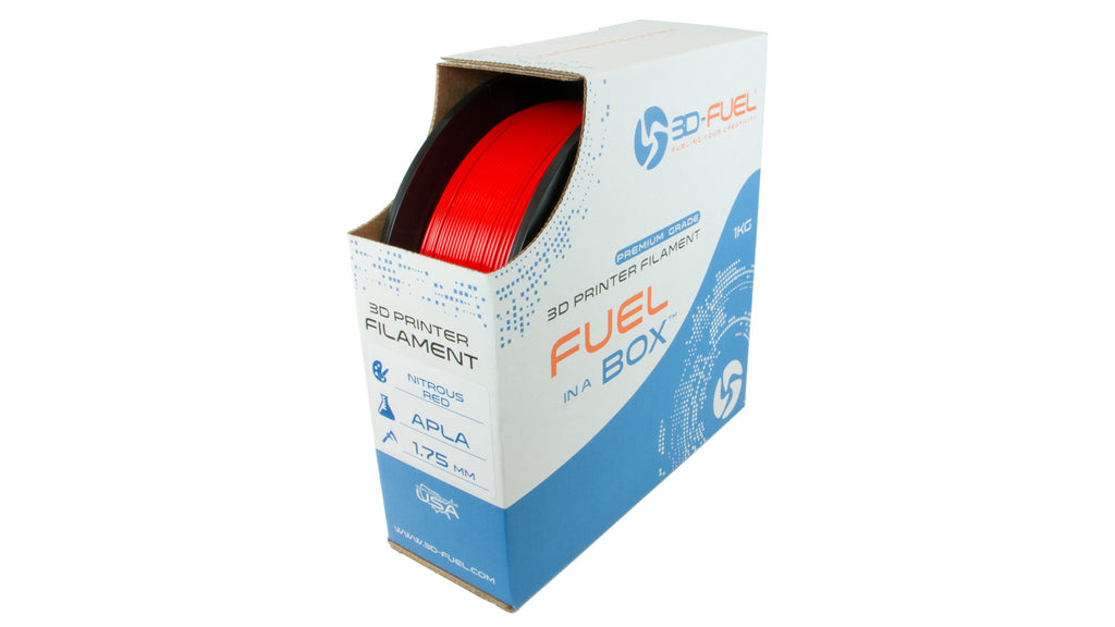 3D-Fuel Workday/APLA Fire Engine Red - 1 Kg