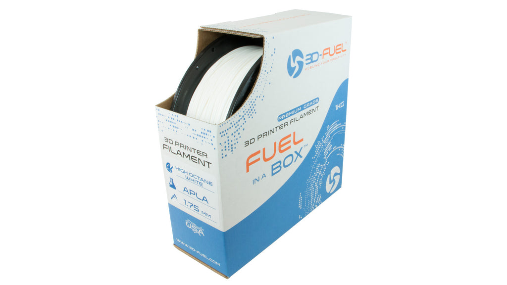 3D-Fuel Workday/APLA Snow White - 1 Kg