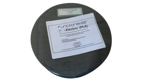 Functionalize F-Electric Conductive PLA Filament - 1/2 lb