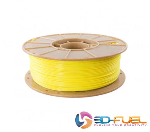3D-Fuel INGEO™ PLA Daffodil Yellow Filament - 1 Kg