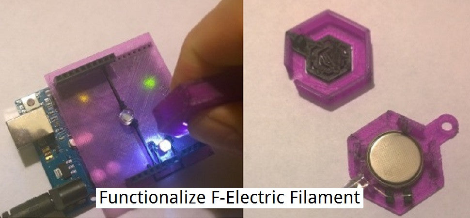 Functionalize F-Electric