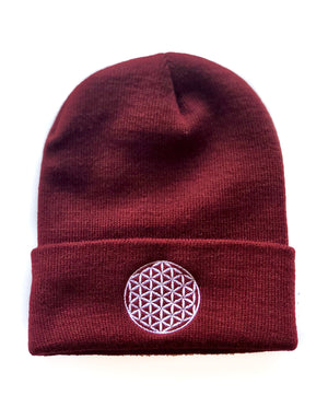 Flower of Life Beanie
