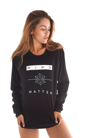 Mind Over Matter Unisex LS