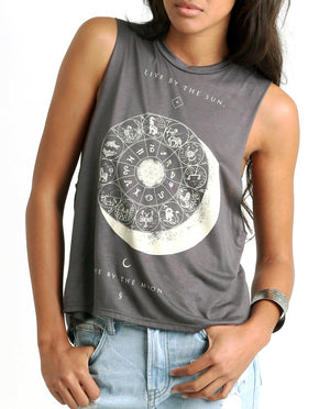 Eclipse Sleeveless