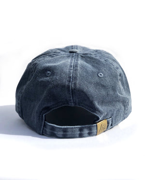 Good Vibe Tribe Relaxed Cap (Washed Navy)