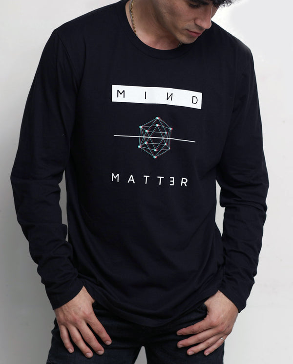 Mind Over Matter Unisex Thin LS