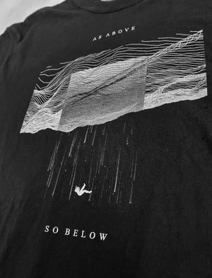 So Below Washed Cotton T