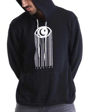 Crescent Eye Hooded Sweatshirt