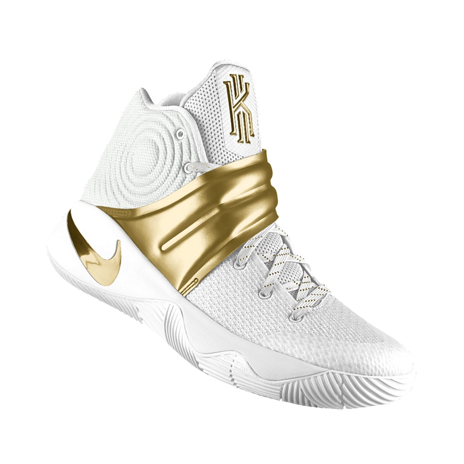 kyrie 2 kids gold