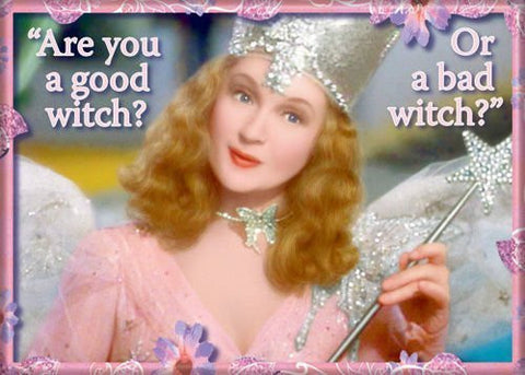 Glinda Good Witch Magnet