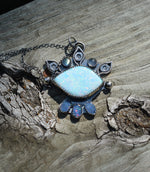 Atlantis Opal Cosmic Eye Amulet #2-Third Eye Collection