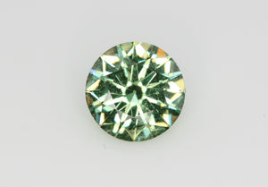 0.84 carat Namibia Green Demantoid Garnet