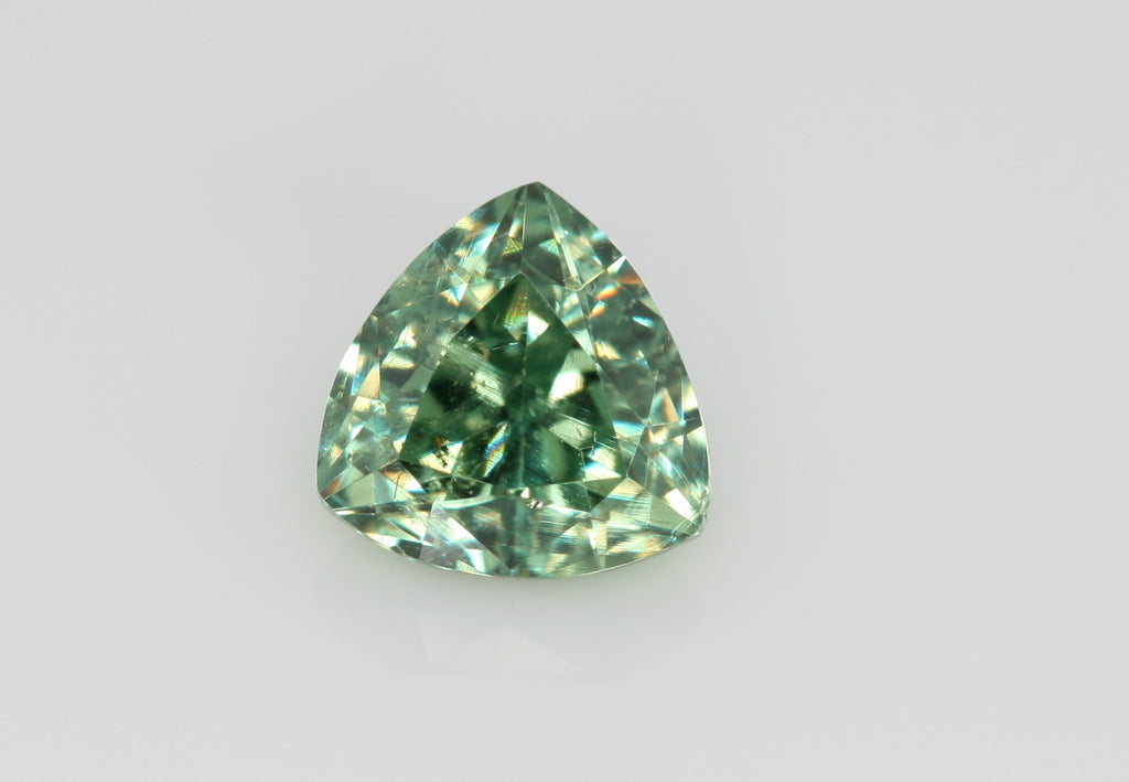 1.36 carat Namibia Green Demantoid Garnet