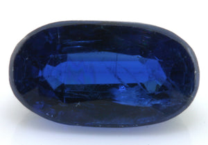 2.27 carat Nepal Blue Kyanite