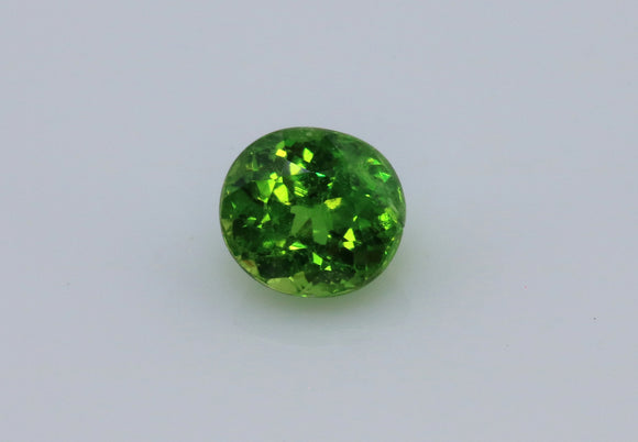 0.75 carat Green Chrome Mali Garnet