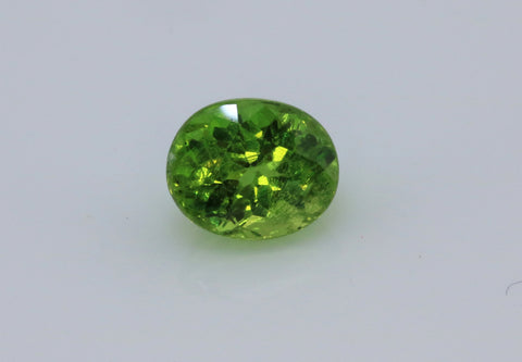 1.00 carat Green Chrome Mali Garnet