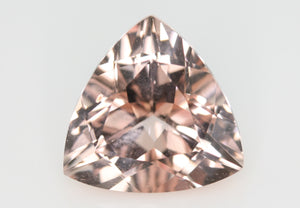 4.02 carat Brazil Peach Morganite