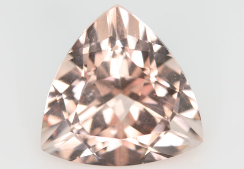 4.32 carat Brazil Peach Morganite