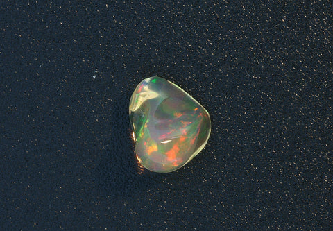1.23 carat Mexico Fire Opal