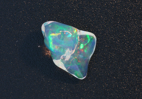 3.06 carat Mexico Fire Opal