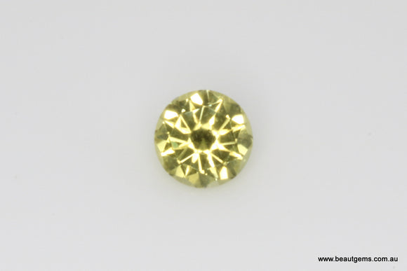 0.22ct Pallasitic Peridot