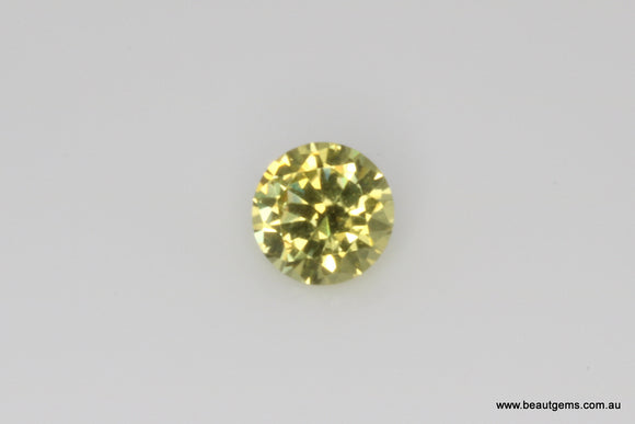 0.24ct Pallasitic Peridot