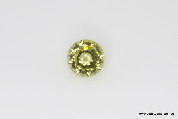 0.26ct Pallasitic Peridot