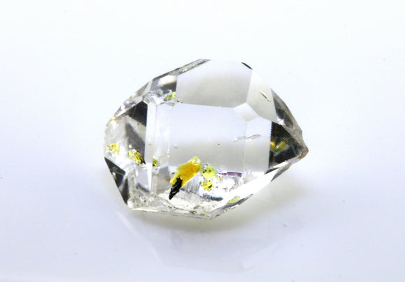 10.21 carat Pakistan Quartz with Petroleum Inclusions