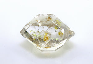 13.13 carat Pakistan Quartz with Petroleum Inclusions