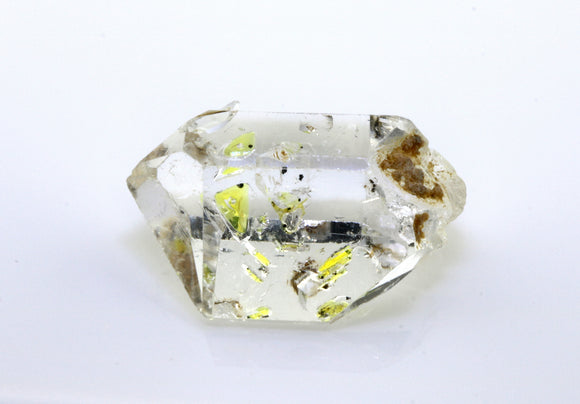 14.31 carat Pakistan Quartz with Petroleum Inclusions
