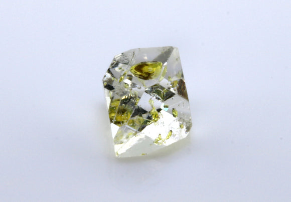 2.80 carat Pakistan Quartz with Petroleum Inclusions