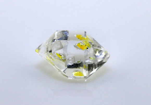 3.39 carat Pakistan Quartz with Petroleum Inclusions
