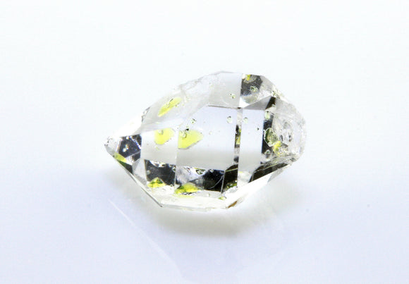 5.29 carat Pakistan Quartz with Petroleum Inclusions