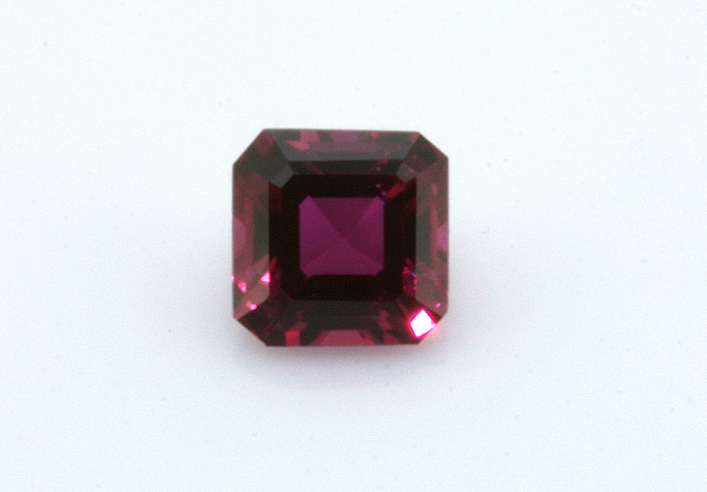 0.29 carat Mozambique Red Ruby